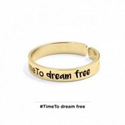 ANELLO DREAM FREE ORO