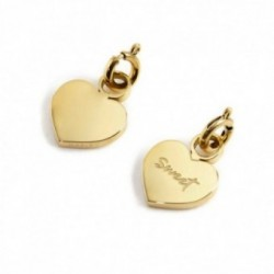 """CHARM ORO PVD CUORE """"SWEET"""""""